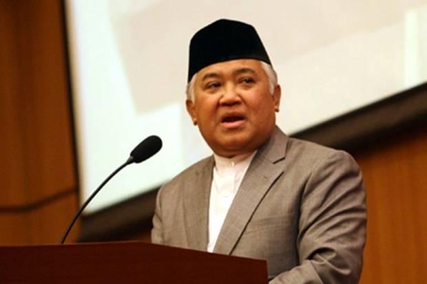 Din Syamsuddin Angkat Suara Terkait Mahasiswa IMM Tewas di Kendari