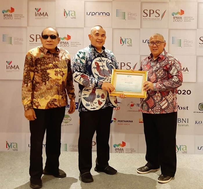 SPS Riau Kembali Jadi Terbaik Nasional, Zulmansyah: Semoga Ini Terus Dipertahankan