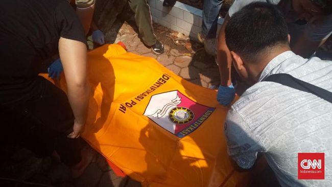 Warga Temukan Jenazah di Depan Kantor Gubernur Sumsel, Lehernya Terjerat Tali