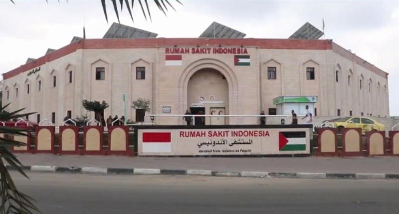 MER-C: Rumah Sakit Indonesia di Gaza Rusak Akibat Serangan Israel