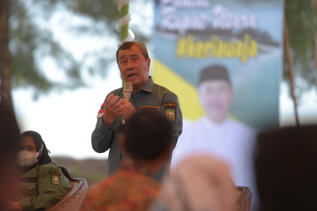 Ramah Tamah dengan Pelaku Parekraf di Pulau Rupat, Ini Pesan Gubernur Riau