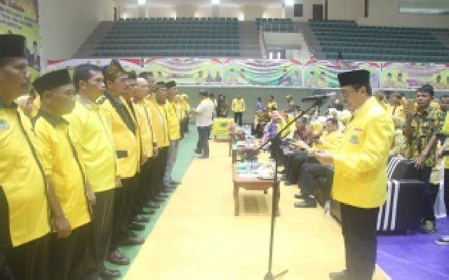 14 Pengurus PK Golkar Dilantik