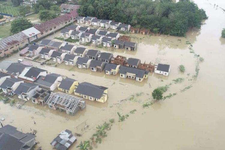 Riau Diminta Waspadai Banjir Akibat Hujan Lebat Hari Ini dan Besok