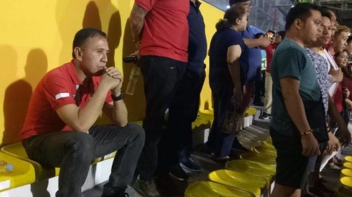 Cerita Ketum PSSI Iwan Bule Menangis Usai Timnas Indonesia U-22 Kalah dari Vietnam