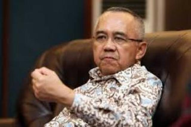 Gubernur Riau Pimpin Rapat Seluruh OPD Kejar Pendapatan