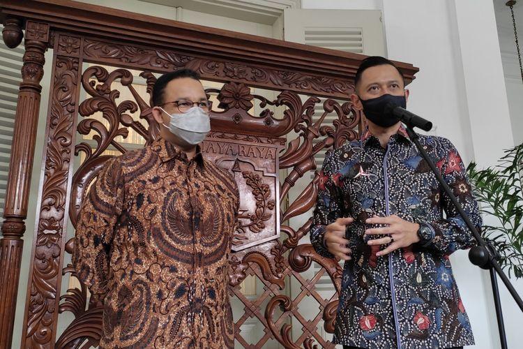 Jamiluddin Ritonga: Pertemuan Anies-AHY Penjajakan untuk Berduet di Pilpres 2024