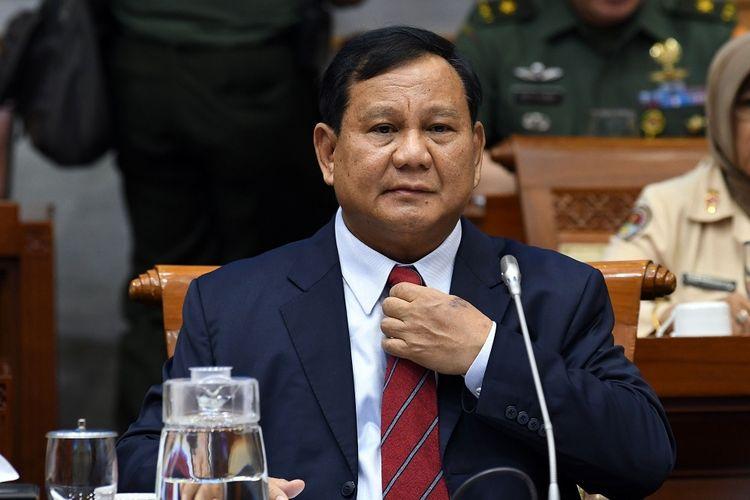 Elektabilitasnya Turun Versi Survei, Prabowo Pilih Fokus untuk Negara dan Rakyat Indonesia