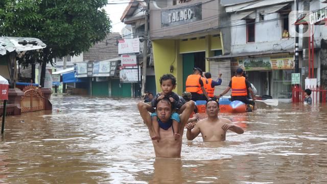 MUI Soal Masalah Banjir: Jangan Saling Hujat dan Menyalahkan