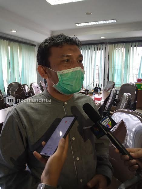 DPRD Minta Pemko Pekanbaru Jangan Paksakan Diri Laksanakan Belajar Tatap Muka