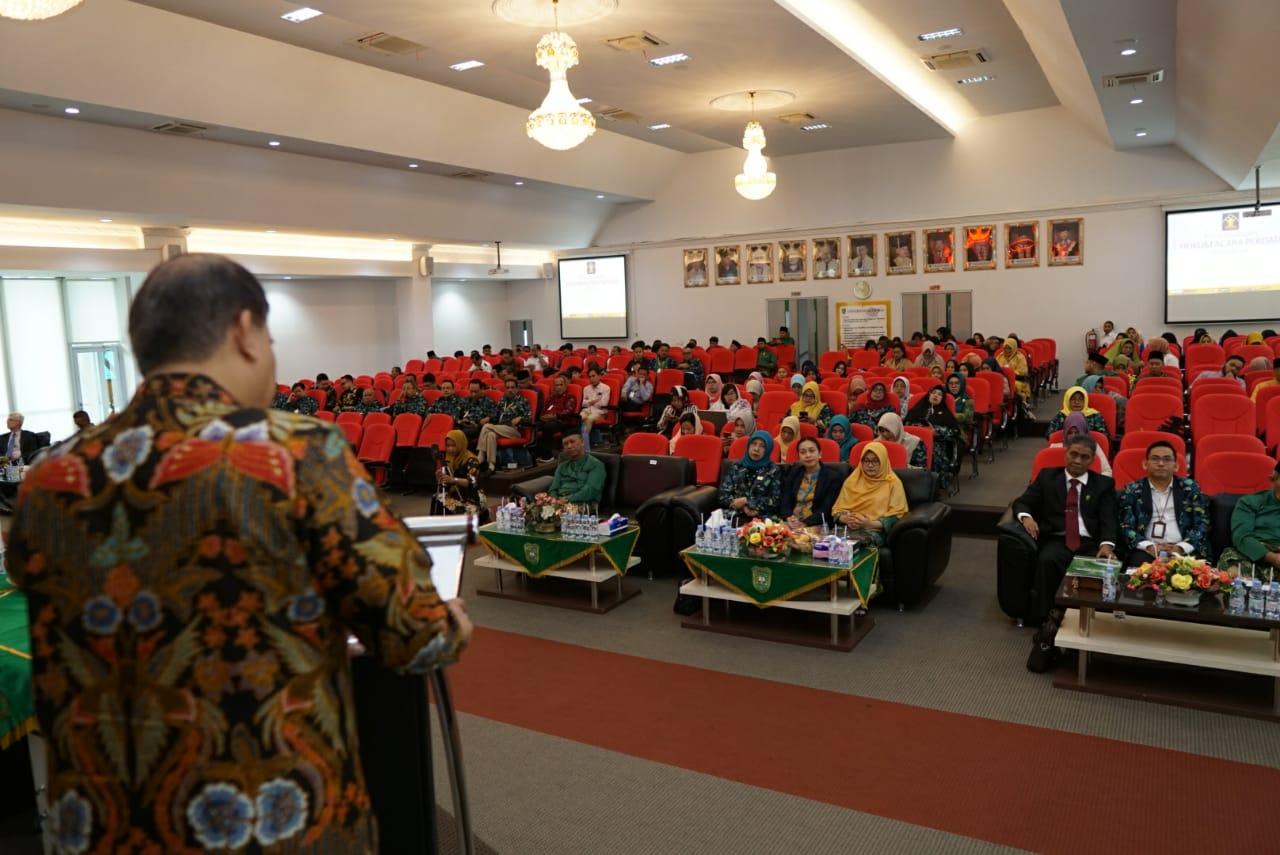 Conference ADHAPER di FH UIR Dihadiri Pembicara Australia, Malaysia dan Singapura