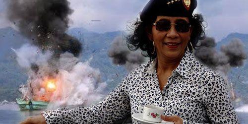 Tak Dipanggil Jokowi, Tagar #WeWantSusi Menggema di Twitter