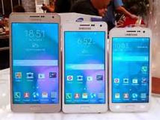 Samsung Galaxy A3, A5 dan A7 Rilis di Rusia