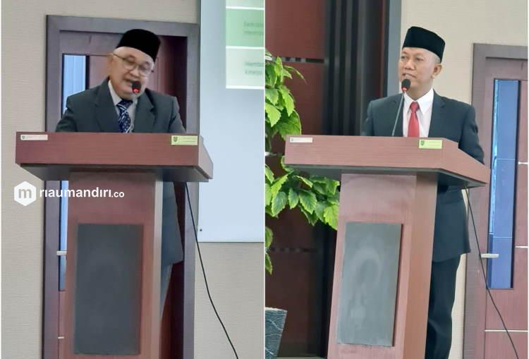 Prof Syafrinaldi Kembali Terpilih Jadi Rektor UIR