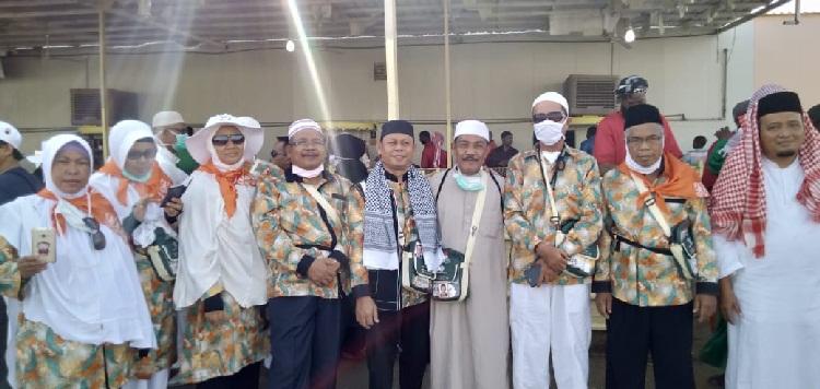 Usai Umrah Wajib, JCH Meranti Kunjungi Pusat Pemotongan Hewan dan Jabal Rahmah