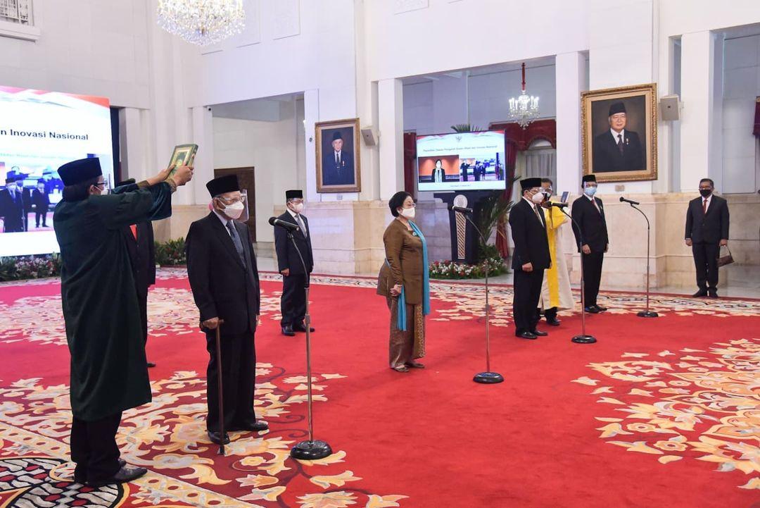 Mega Jadi Ketua Dewan Pengarah BRIN, PKS: Presiden tak Dengarkan Pendapat Ahli
