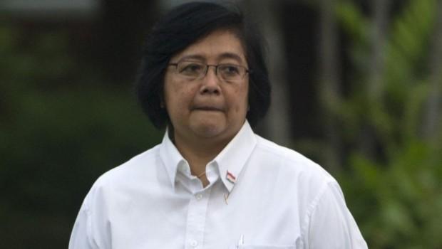 Menteri LHK tak Terima Indonesia Dituding Penyebab Asap di Malaysia