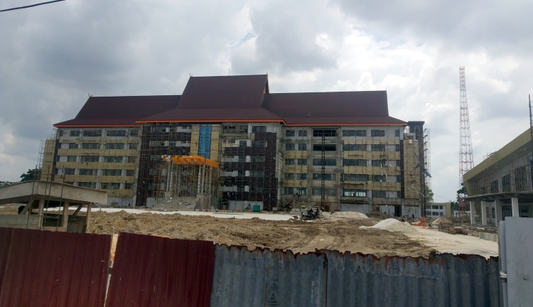 Permintaan Pengadaan Furniture Mapolda Riau Rp10,6 M Dipenuhi Pemprov