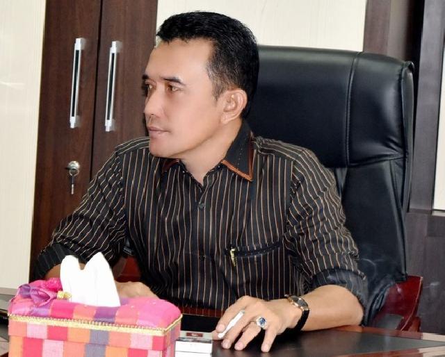 DPRD Pekanbaru Tengah Rancang Penambahan Satu Fraksi