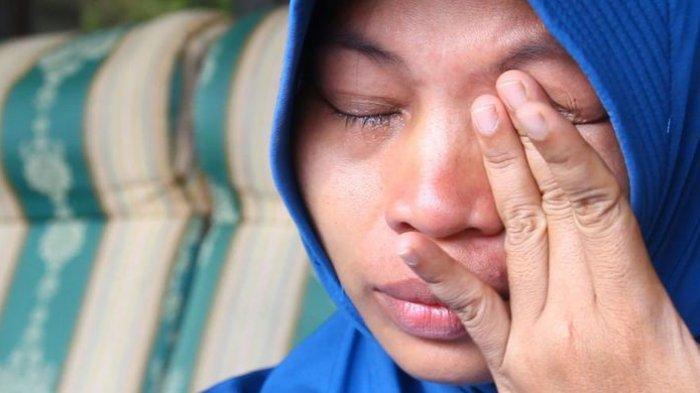 Temui Menkumham, Baiq Nuril: Saya Mencari Keadilan, Tidak Akan Menyerah