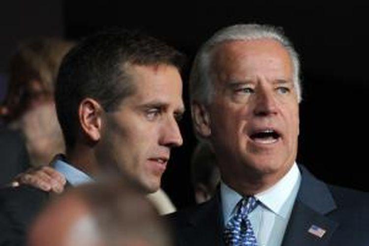 Terbongkar, Putra Joe Biden Minta Jatah untuk Pencairan Aset Libya