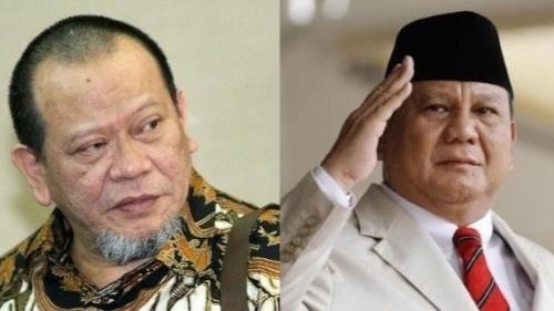 Perairan Indonesia Disusupi Kapal China, Ketua DPD Sentil Menhan Prabowo