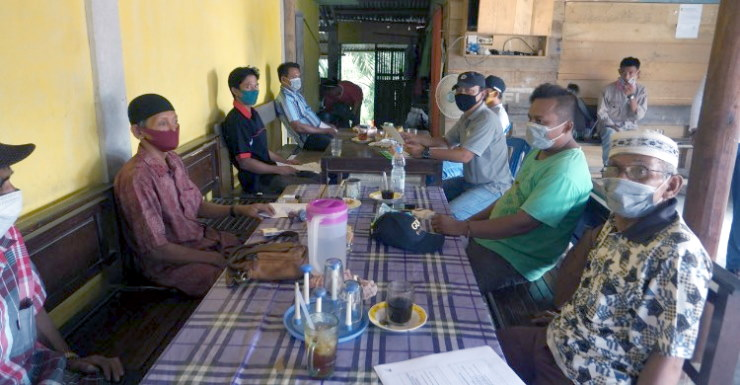 Kisah Sukses Kemitraan Program HTR di Riau
