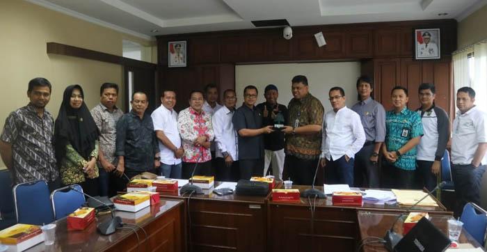 Pertanyakan Alokasi Anggaran Meranti, Komisi II DPRD Meranti Konsultasi ke Bappeda Riau