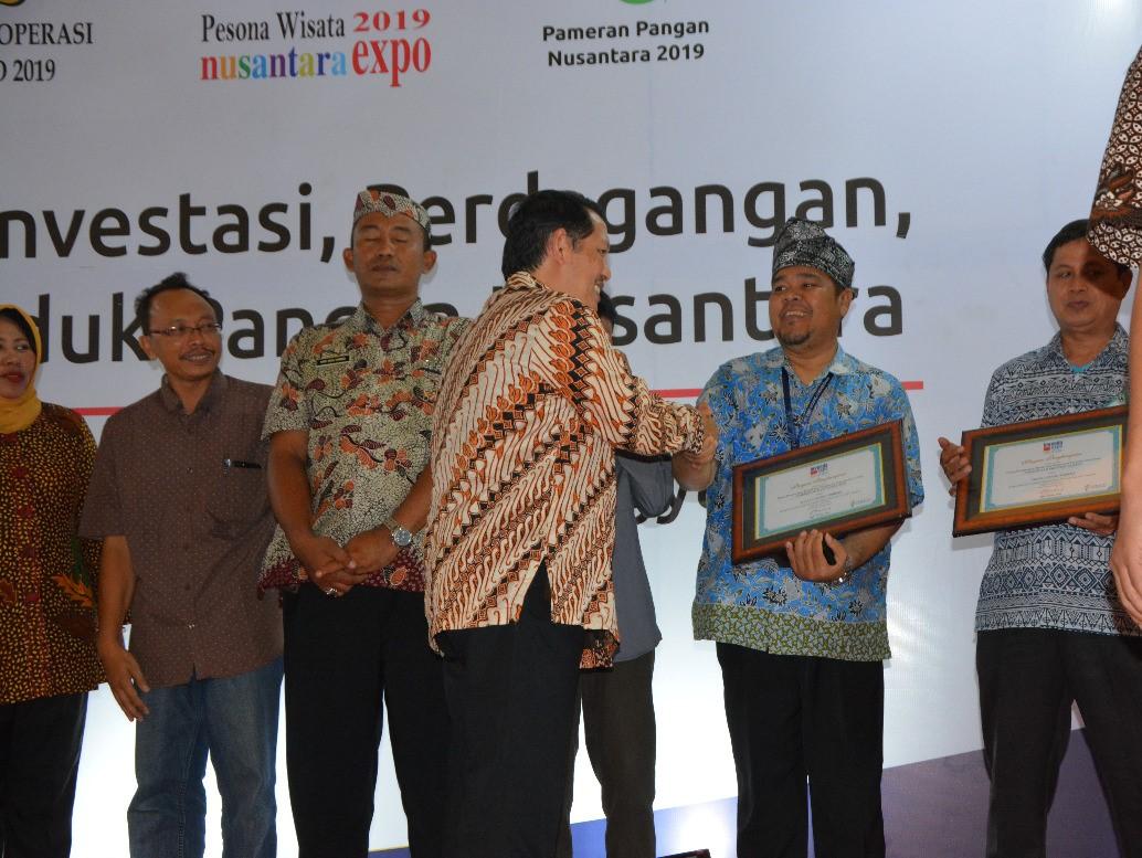 Ikuti Invesda Expo 2019, Stand Siak Raih Terbaik II se-Indonesia