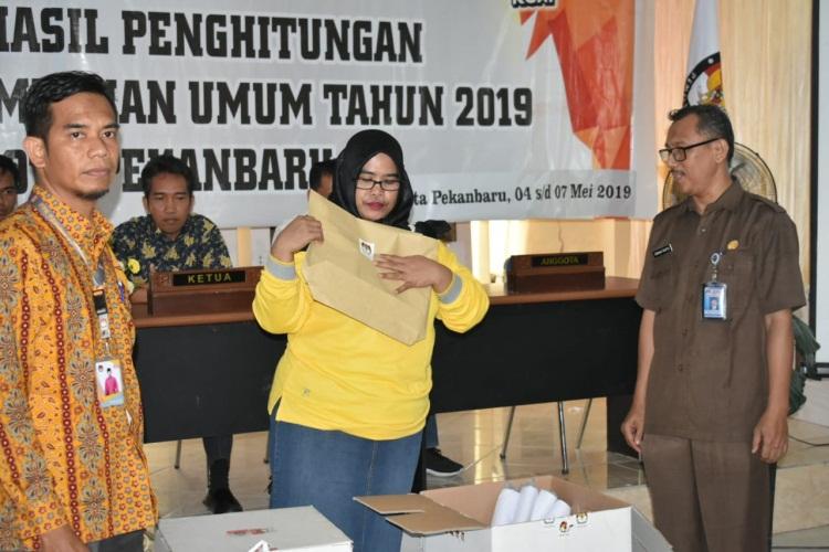 Rektor UIR Apresiasi Kinerja KPU Kota Pekanbaru