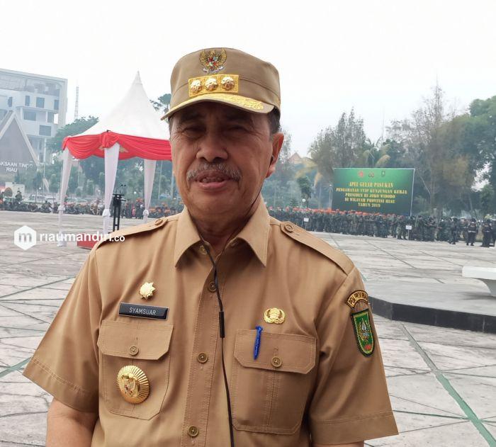 Gubri Syamsuar: Pegawai WFH tak Ganggu Kelancaran Pemeriksaan