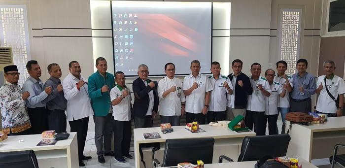 Saling Timba Pengalaman Soal Aktivitas Mahasiswa, UIR dan Unsyiah Aceh Taja Diskusi