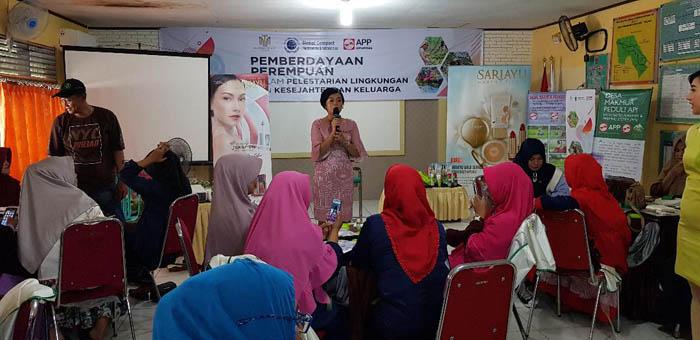 PT AA dan IKPP Gandeng Marta Tilaar untuk Program DMPA