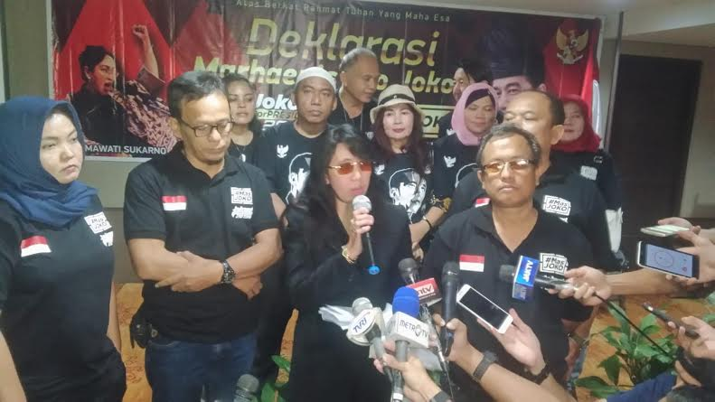 Satu Lagi Gerakan Pendukung Jokowi Dideklarasikan