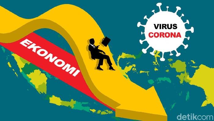 Covid-19 Timbulkan Kontraksi Ekonomi Terburuk dalam 150 Tahun