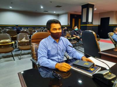 Paripurna Revisi RPJMD Pekanbaru Dinilai Cacat Hukum, Ketua FPAN Irman Kecewa dengan Wako
