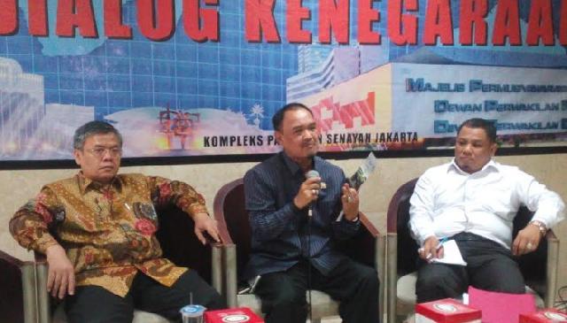 DPD Soroti Persoalan yang Dihadapi Calon Jamaah Haji di Daerah