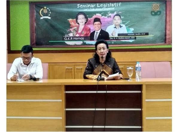 Gagasan Pembentukan DPD RI Untuk Mengakomodir Aspirasi Daerah