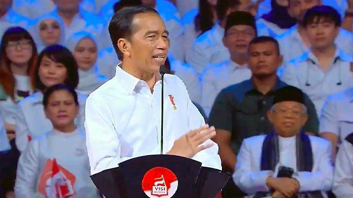 Natalius Pigai Nilai Pidato Visi Jokowi Lemah di Tiga Hal ini