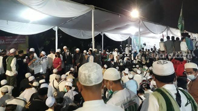 PDIP Dukung Satgas Covid-19 Tracing Semua yang Hadir di Acara Habib Rizieq