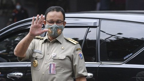 Banjir Jakarta Belum Juga Surut, Ini Penjelasan Anies
