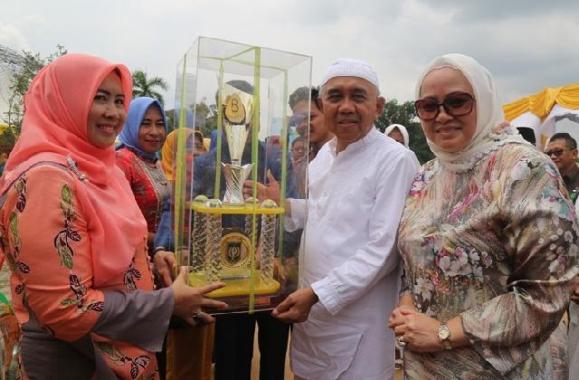 TP-PKK Inhil Kembali Wakili Riau di Lomba Cipta Menu B2SA Tingkat Nasional