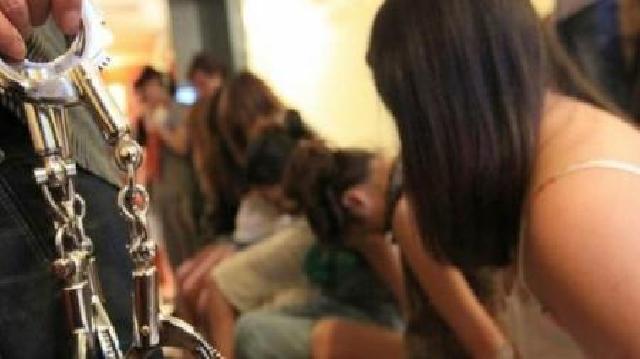 Aparat Polres Bengkalis Gerebek 23 Perempuan Korban Trafficking di Sebuah Ruko
