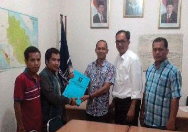 Penjaringan Balon Ketua DPD PAN Pelalawan Ditutup