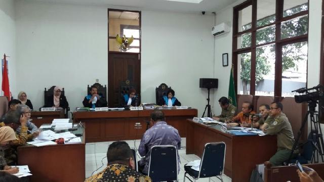 Terkait SK 5322 KLHK, RAPP Minta Kepastian Hukum