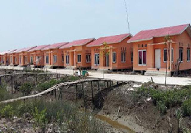 Rumah Nelayan di Pulau Jemur Terancam Abrasi