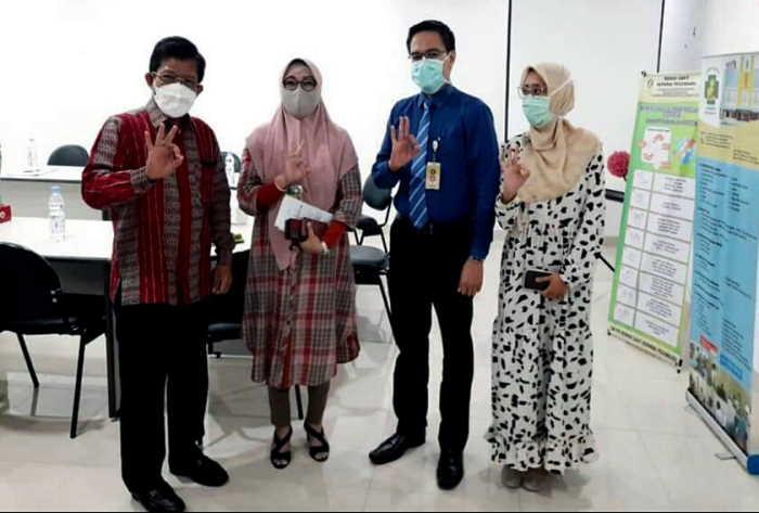 Tekan Angka Kelahiran, BKKBN Riau dan RS Hermina Layani Pemasangan Alat Kontrasepsi