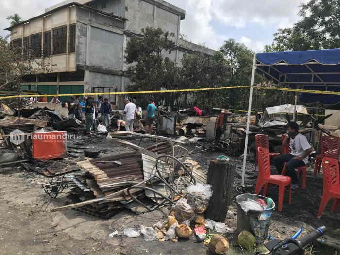 Kebakaran Akibat Korsleting, PLN dan Kapolsek Tualang Minta Warga Perhatikan Hal Ini