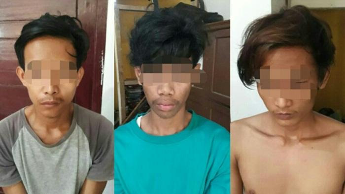 4 Pelaku Pencurian di Rumah Guru Honorer Ditangkap Polisi