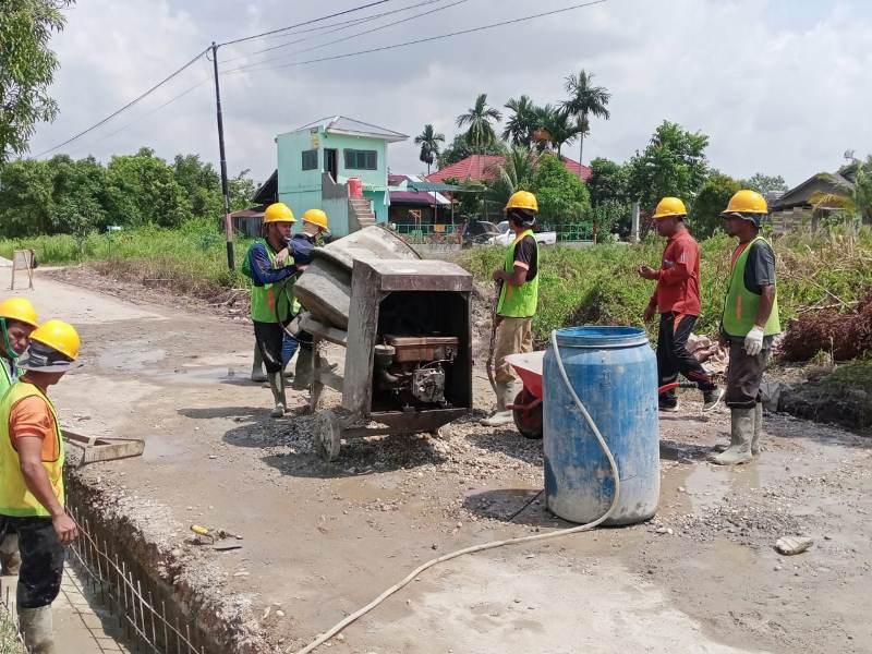 Persoalan Kumuh di Desa Tarai Bangun Ditargetkan Tuntas