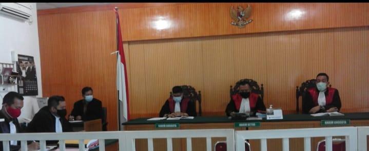 Hakim PN Dumai Gugurkan Kasus Dugaan Pelanggaran Pemilukada Eko Suharjo